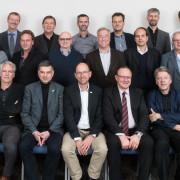 Die Mitglieder des Beirates der GVL