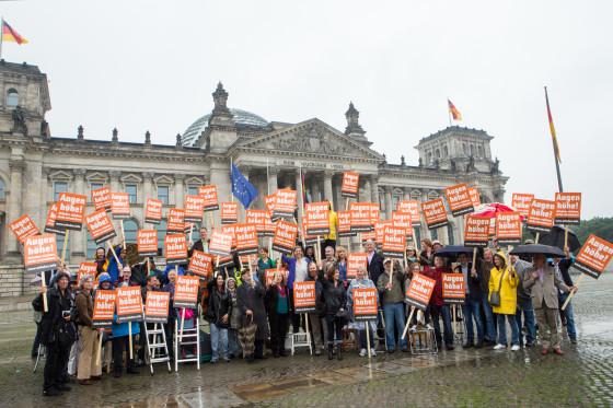 Foto: Initiative Urheberrecht / Gezett
