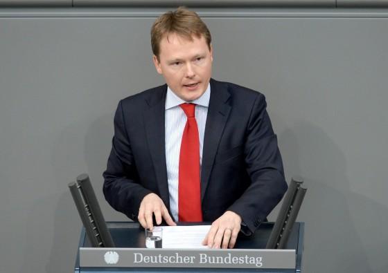 Christian Flisek (SPD), Haupt-Berichterstatter der AG Recht und Verbraucherschutz; Foto: Achim Melde
