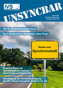 Unsyncbar – 2016 / 03