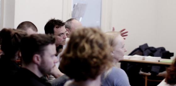 Mitgliederversammlung des IVS / Foto: Kornelia Boje