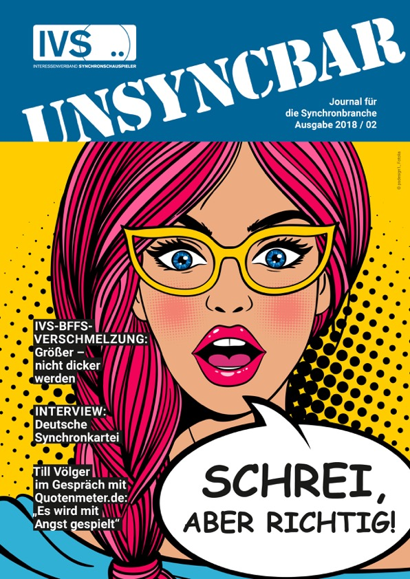 Unsyncbar – Ausgabe 2018 / 02